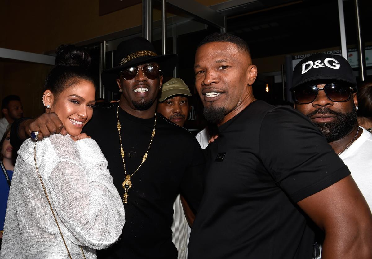 'SHOWTIME, WME|IMG, and MAYWEATHER PROMOTIONS VIP Pre-Fight Party Arrivals on the T-Mobile Magenta Carpet For 'Mayweather VS McGregor'