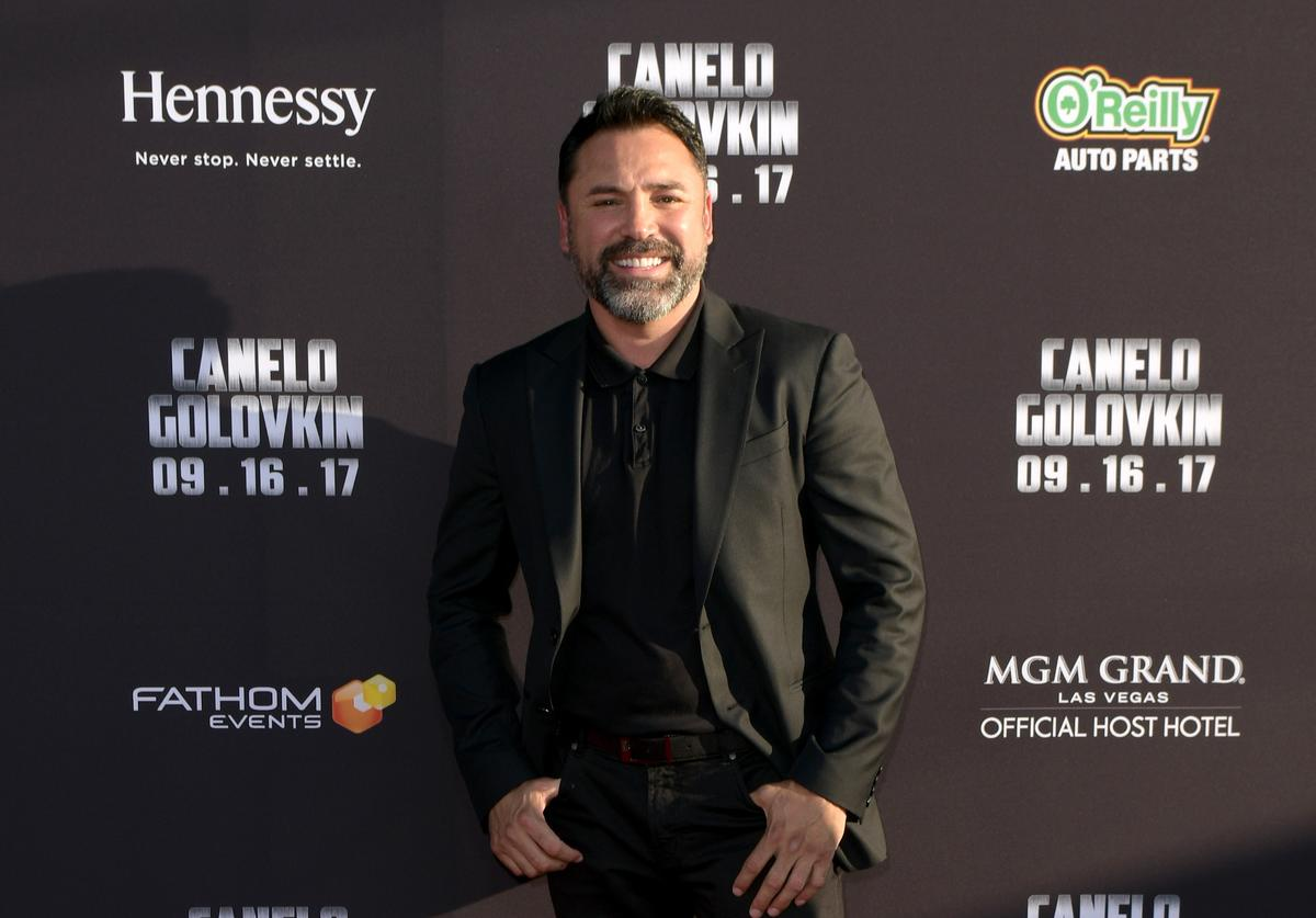 Hennessy Screening of 'I Am Boxing' and Canelo VS. GGG Wrap Party at The Avalon in Los Angeles