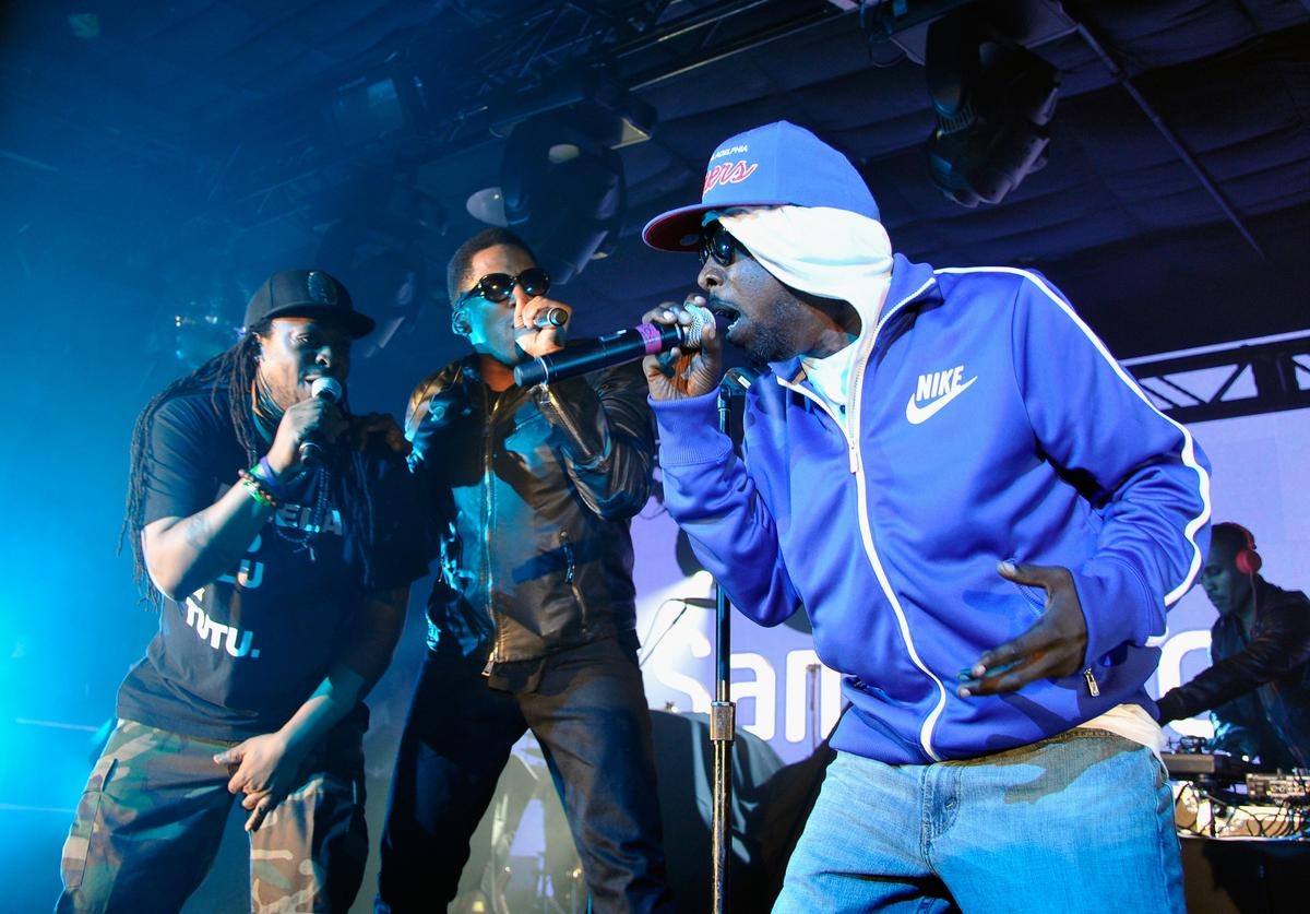 Samsung Galaxy Presents Prince And A Tribe Called Quest At SXSW