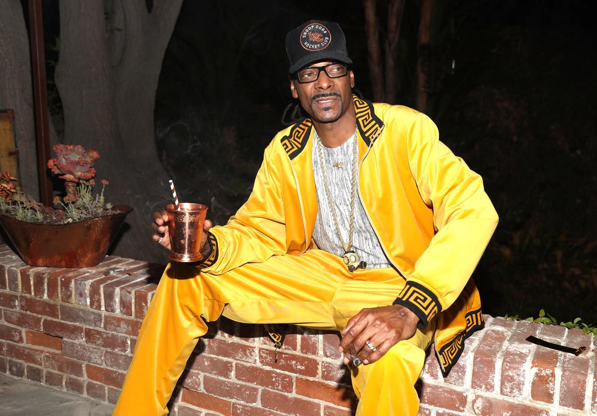 MERRY JANE kicks off Loud & Clear campaign with DJ Snoopadelic (aka Snoop Dogg) at Los Angeles dinner event held at the private residence of Jonas Tahlin, CEO Absolut Elyx