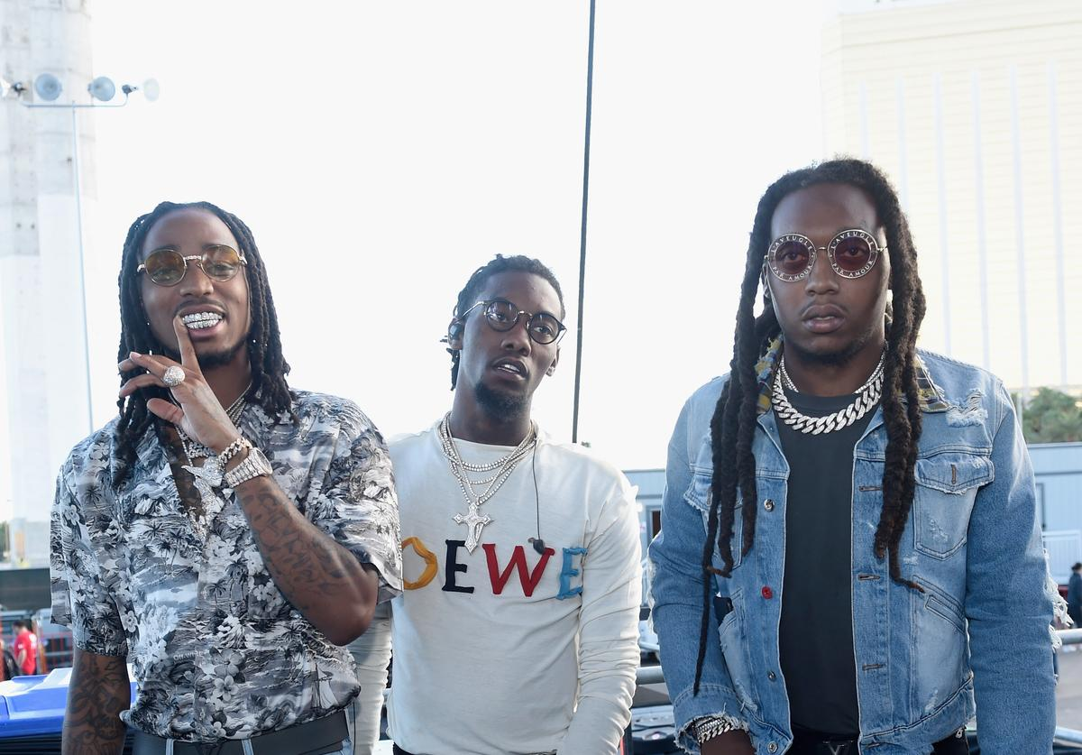 Migos at iHeart Festival