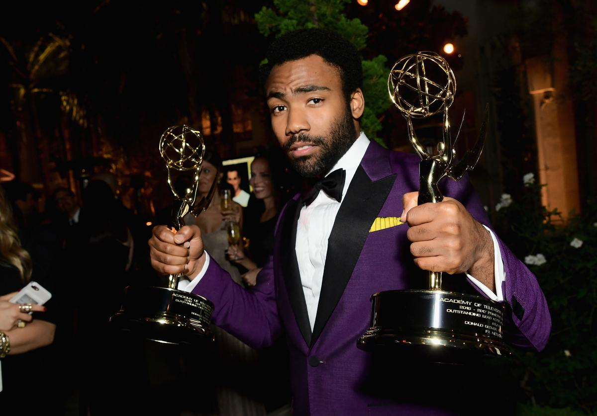 FOX Broadcasting Company, Twentieth Century Fox Television, FX And National Geographic 69th Primetime Emmy Awards After Party - Inside
