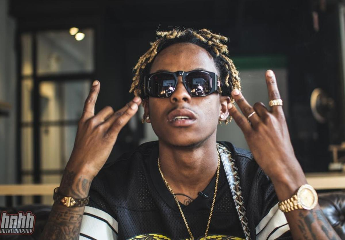 Rich The Kid at HNHH NYC office