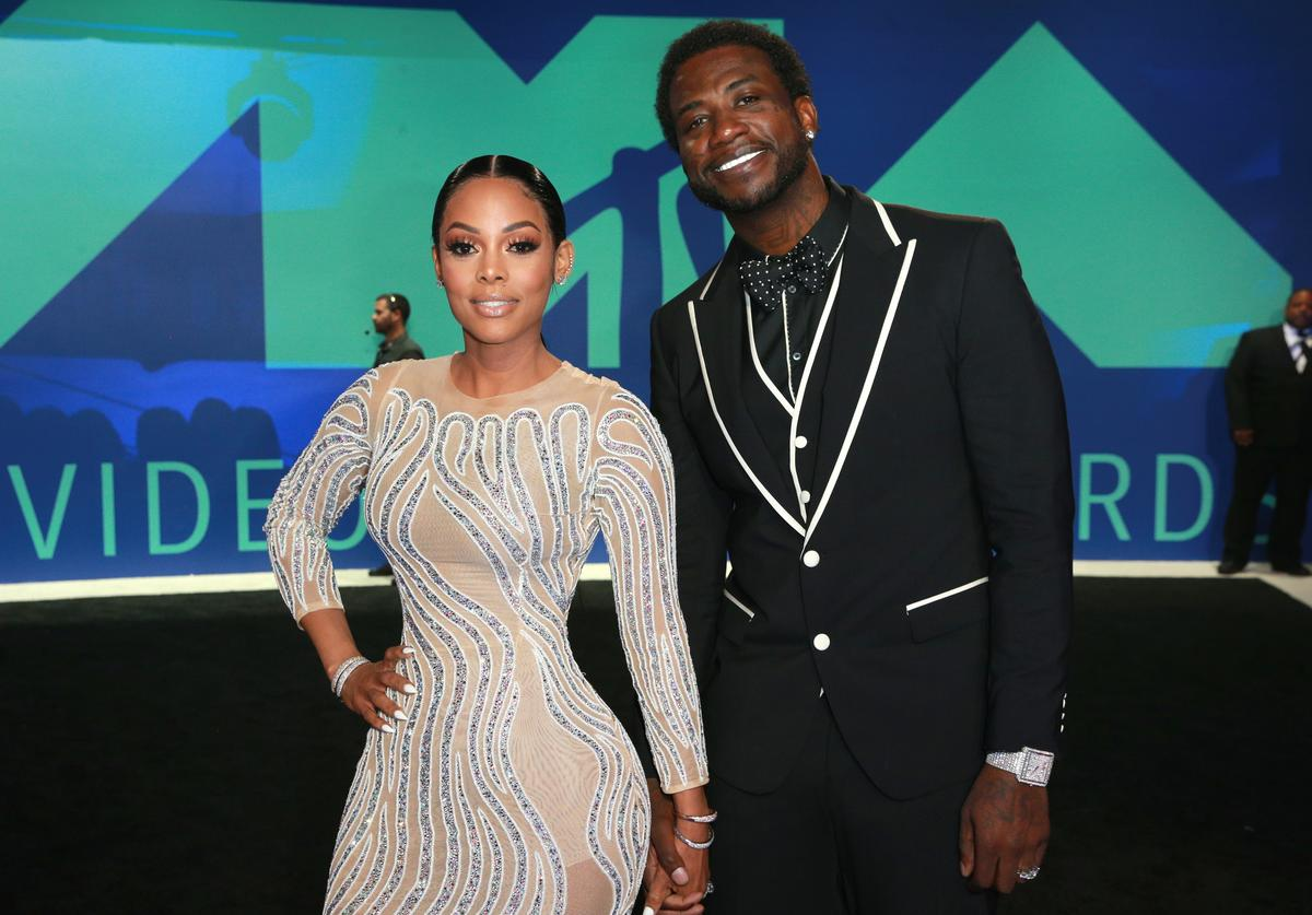 Gucci and fiance