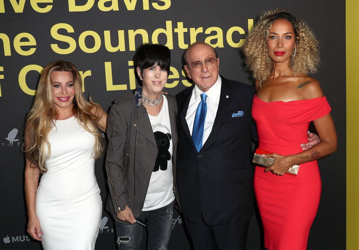 Premiere Of Apple Music's 'Clive Davis: The Soundtrack Of Our Lives' - Arrivals