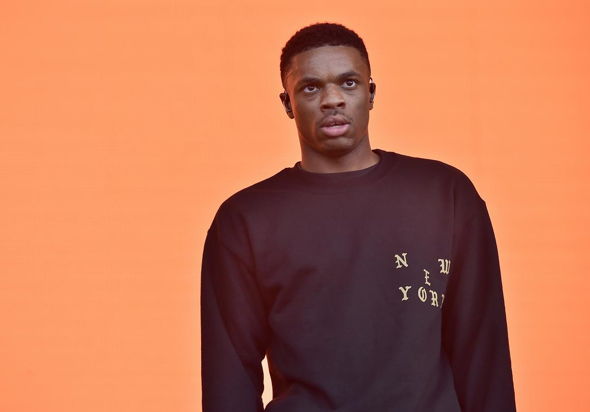 Vince Staples at Panorama 2017 Festival