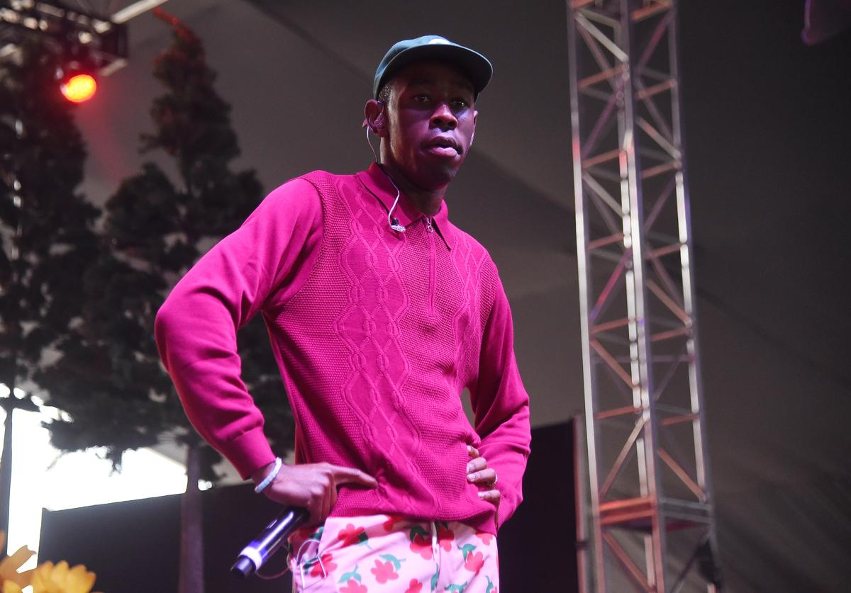 Tyler at 2017 panorama festival