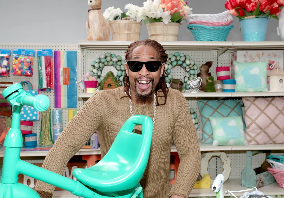 Lil Jon Behind The Scenes: Making with Michaels