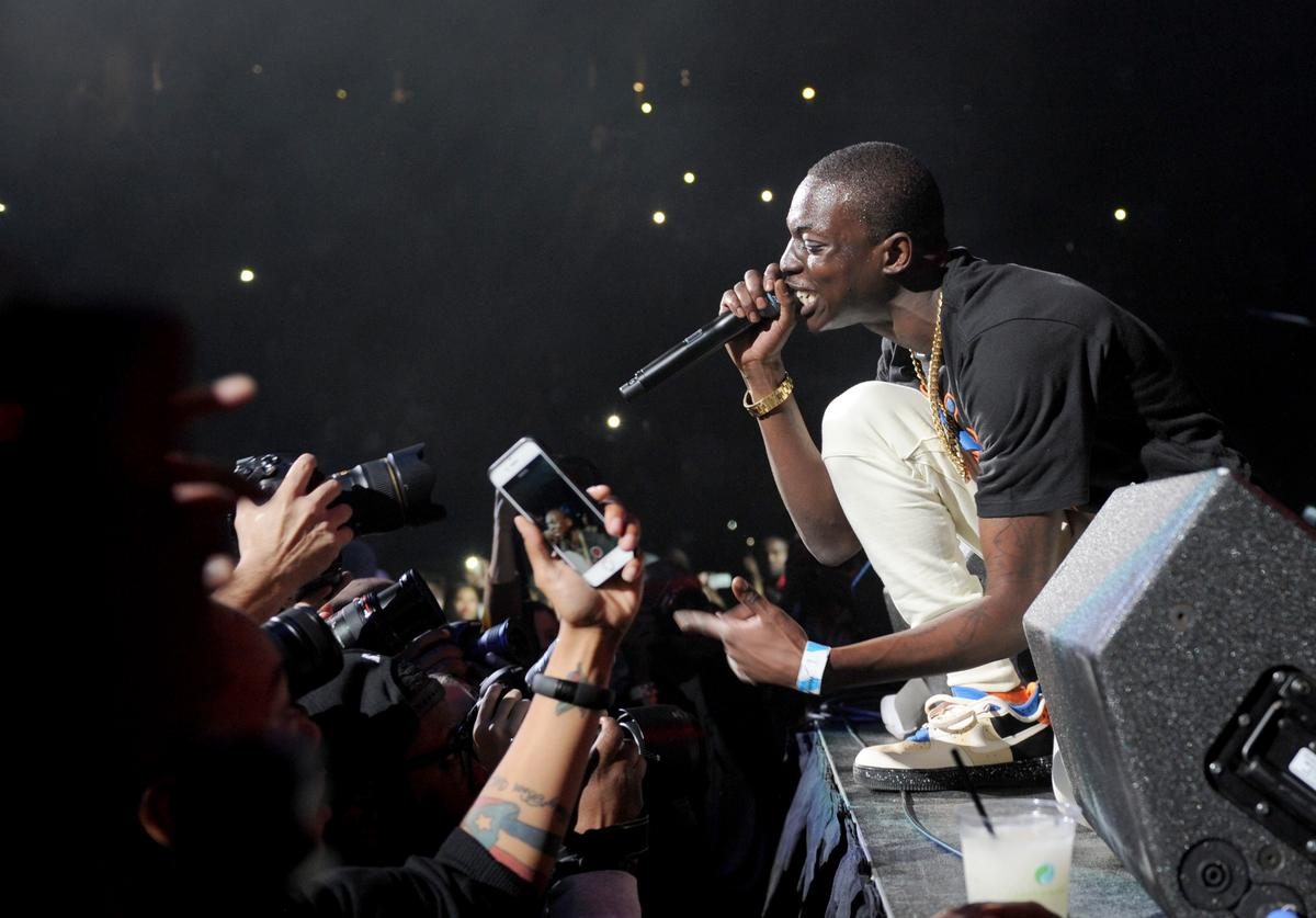 Bobby Shmurda Power 105.1's Powerhouse 2014 - Show
