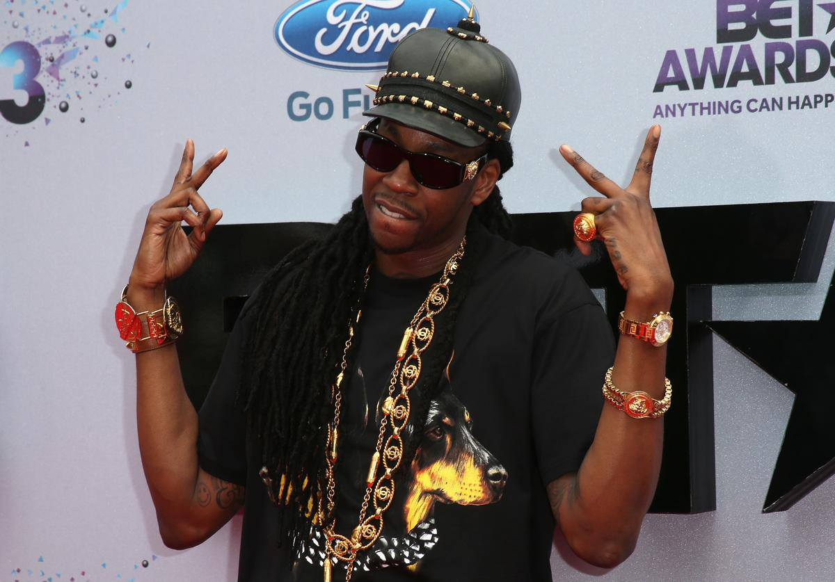Recording Artist 2 Chainz attends the 2013 BET Awards at Nokia Theatre L.A. Live on June 30, 2013 in Los Angeles, California