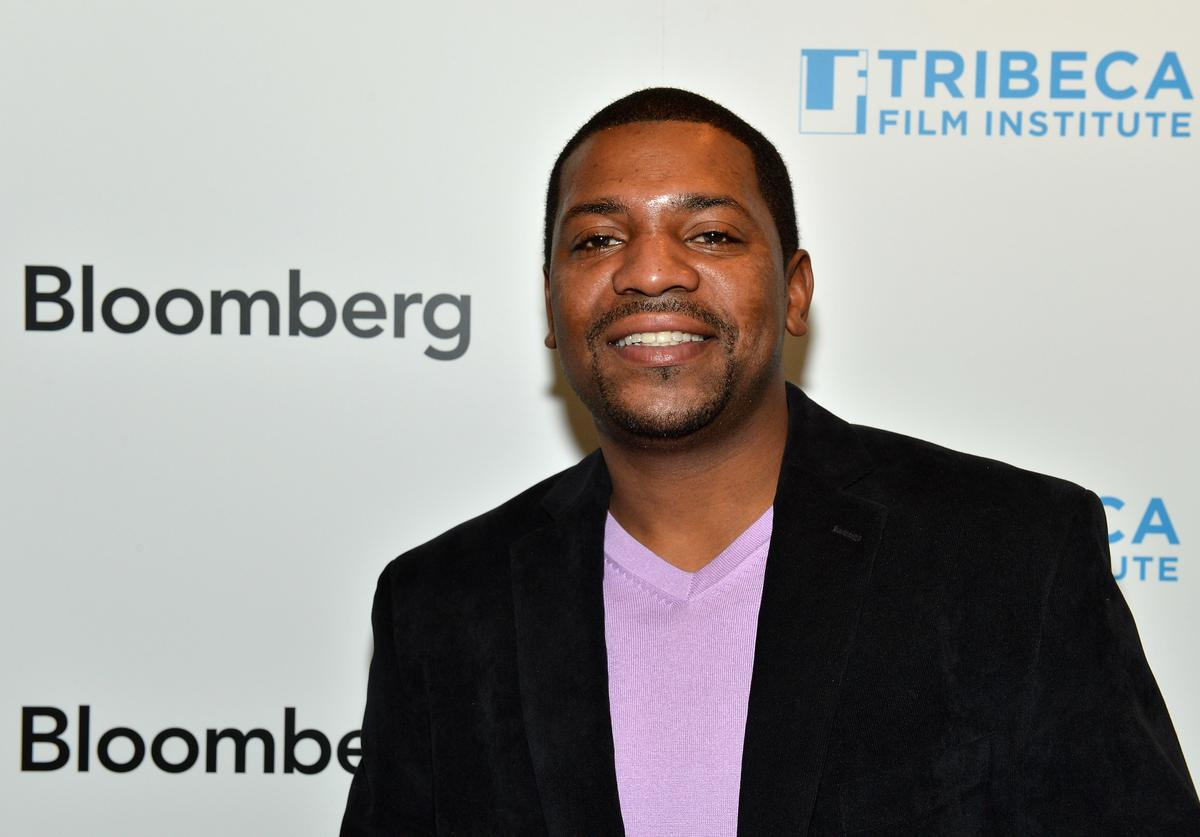 Mekhi Phifer attends the TAA Awards & Celebration during the 2012 Tribeca Film Festival at the The Box on April 26, 2012 in New York City
