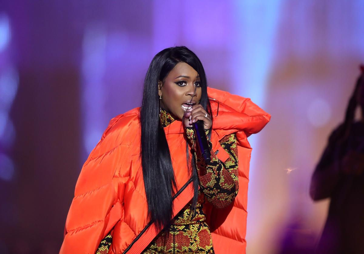 Remy Ma at VH1 Hip Hop Honors