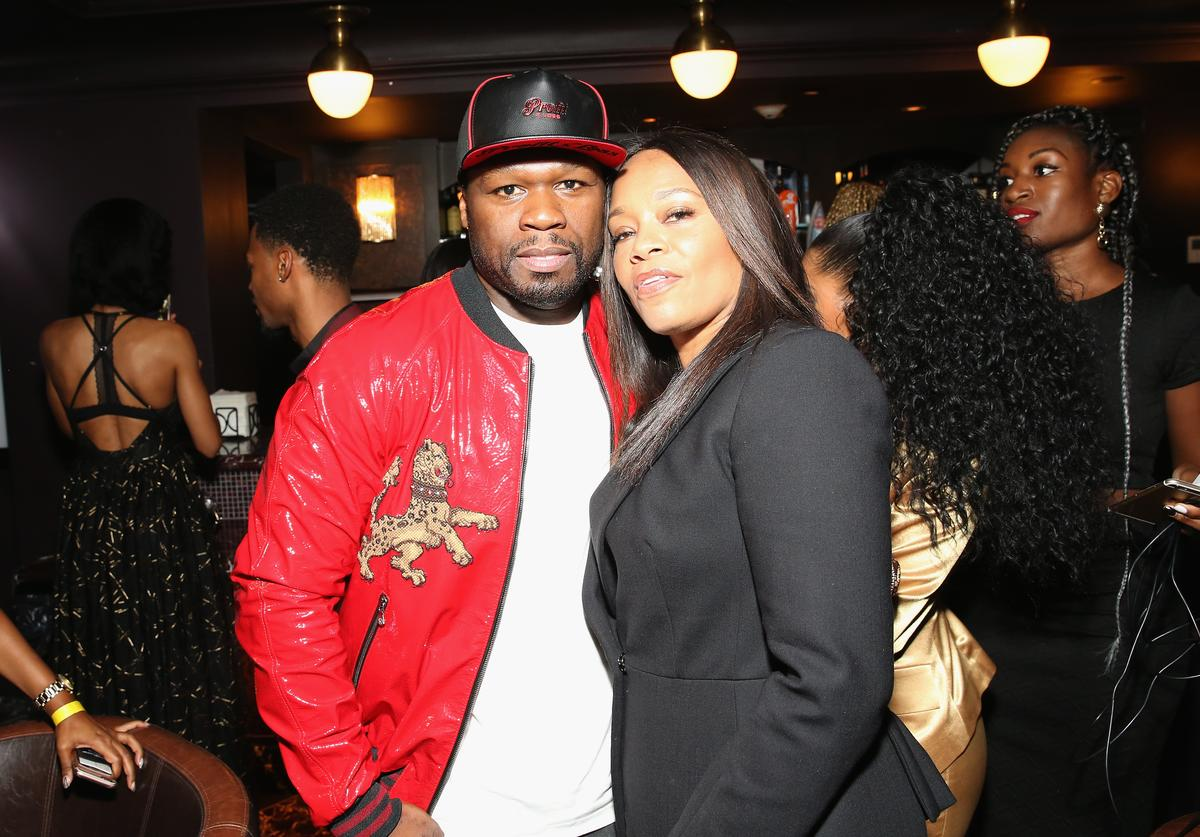 50 cent at 50 Central premiere