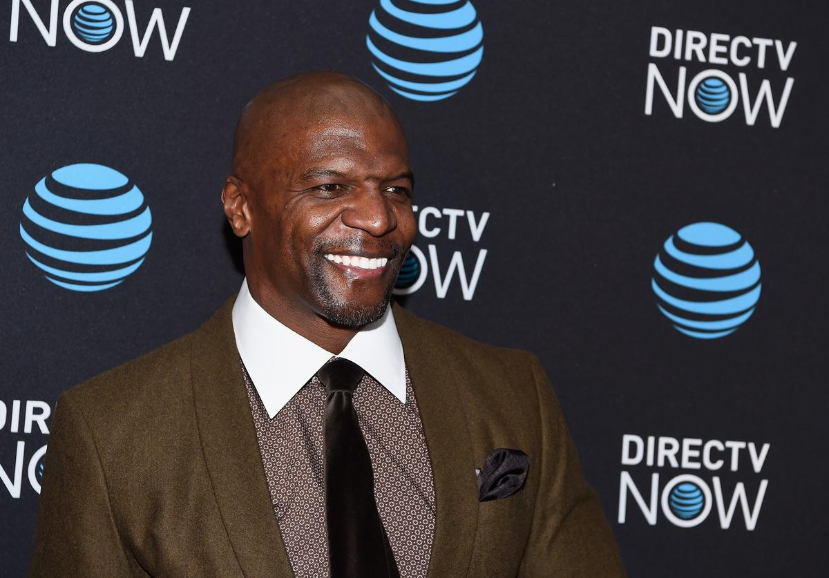 Terry Crews at Direct Tv launch
