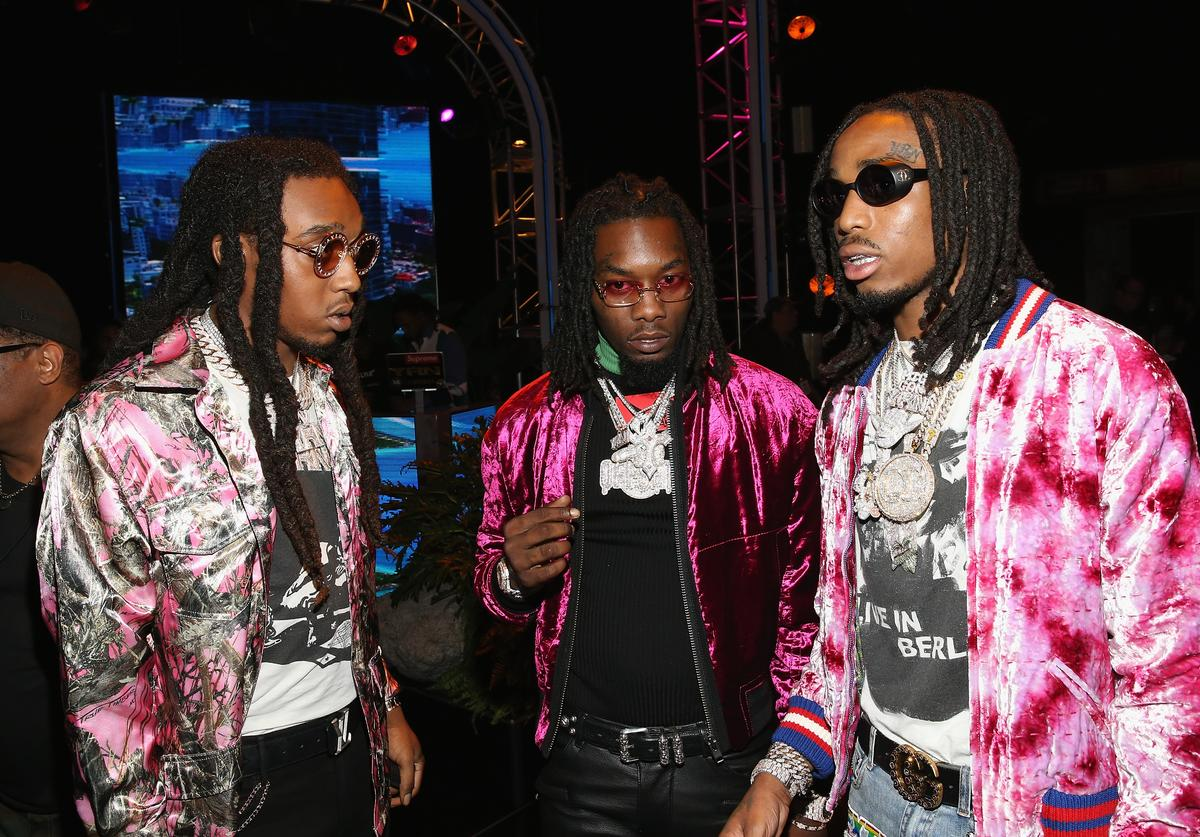 Migos at 2017 BET Awards