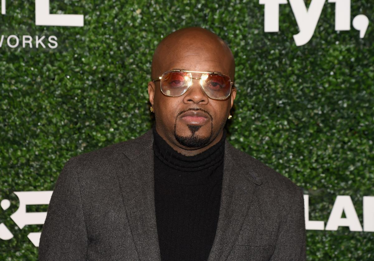Hip-hop artist Jermaine Dupri attends the 2017 A+E Networks Upfront At Jazz At Lincoln Center's Frederick P. Rose Hall on March 21, 2017 in New York City