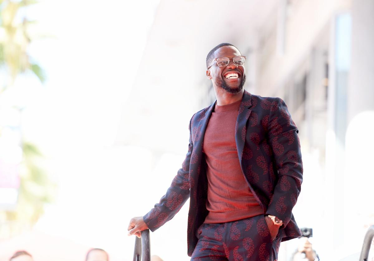 Actor/comedian Kevin Hart is honored with a star on the Hollywood Walk of Fame on October 10, 2016 in Hollywood, California