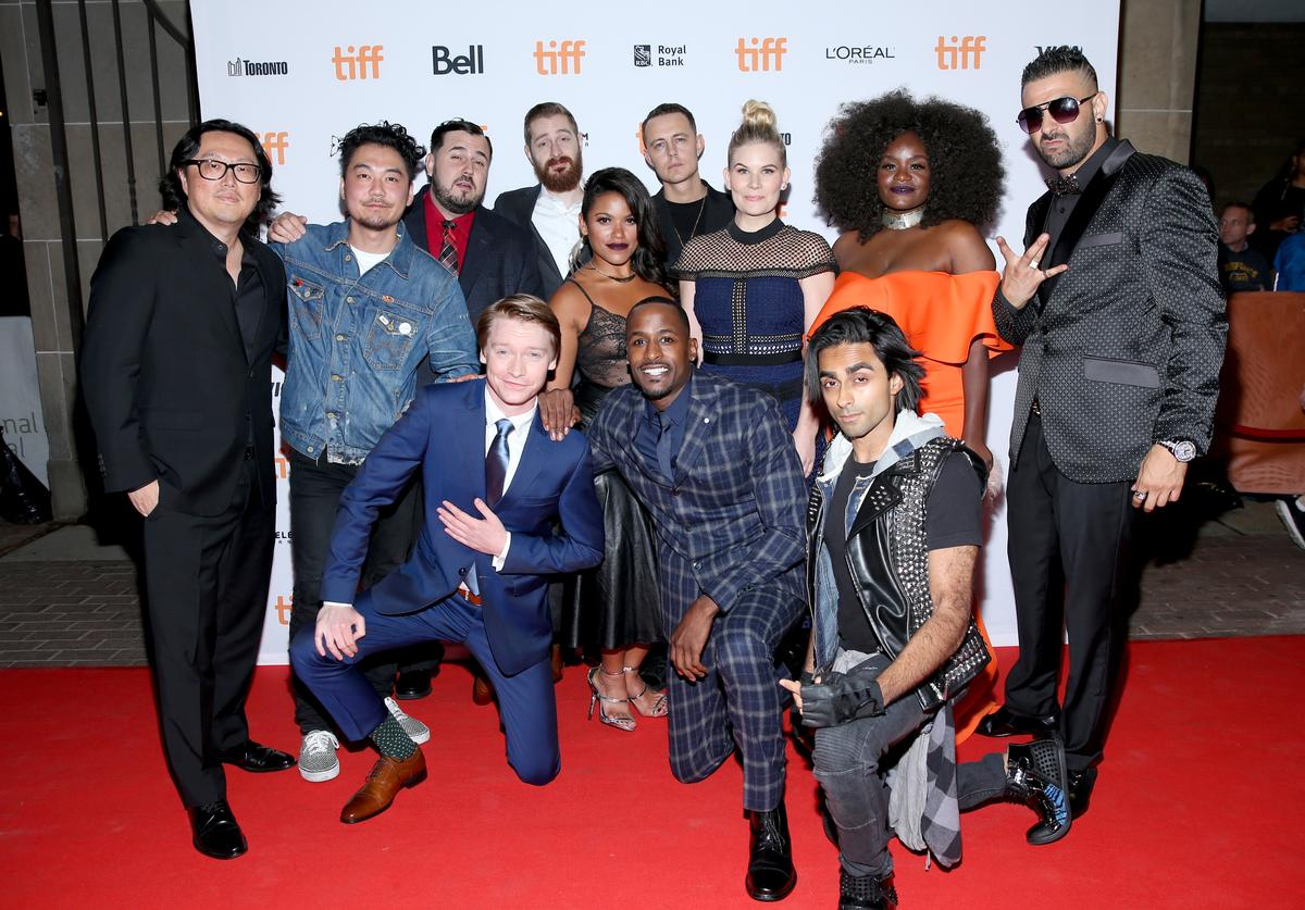 """Bodied"" Cast and Crew"