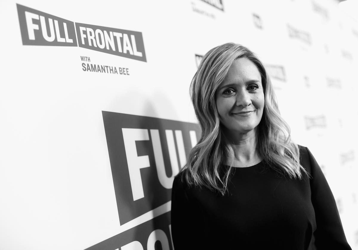 Executive producer/host Samantha Bee at the Full Frontal with Samantha Bee FYC Event 2017 LA at the Samuel Goldwyn Theater on May 23, 2017 in Beverly Hills, California