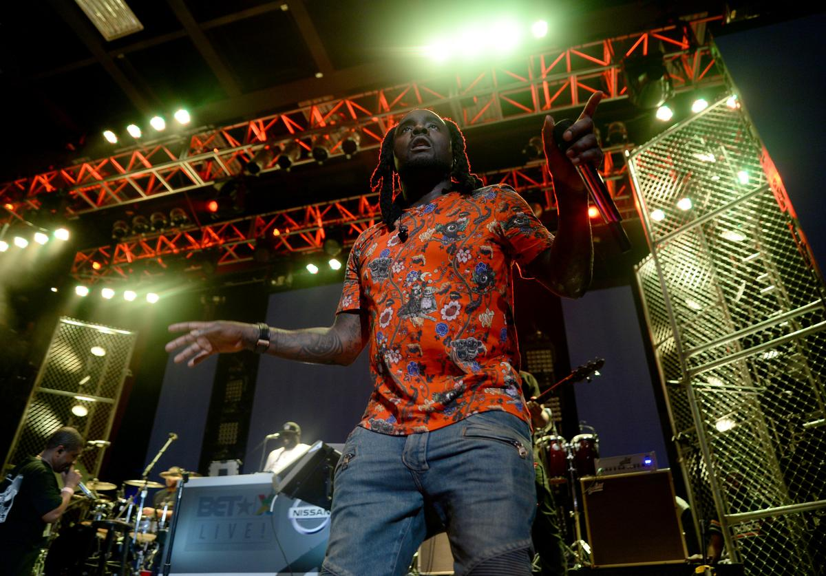 Wale performs onstage at the BETX On The Road: DMV Concert at The Fillmore Silver Spring on July 26, 2017 in Silver Spring, Maryland