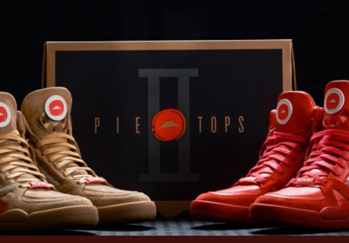 Pie Tops II