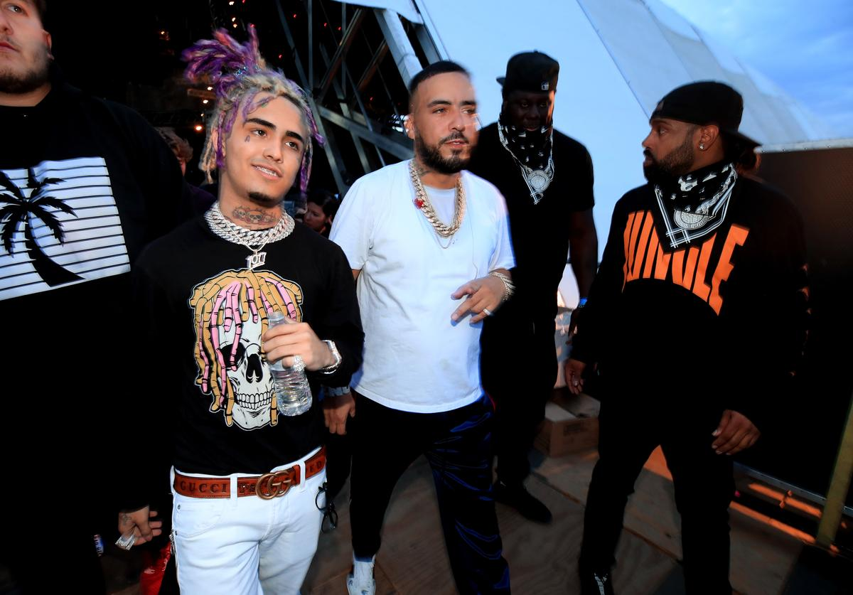 French Montana x Lil Pump at Coachella