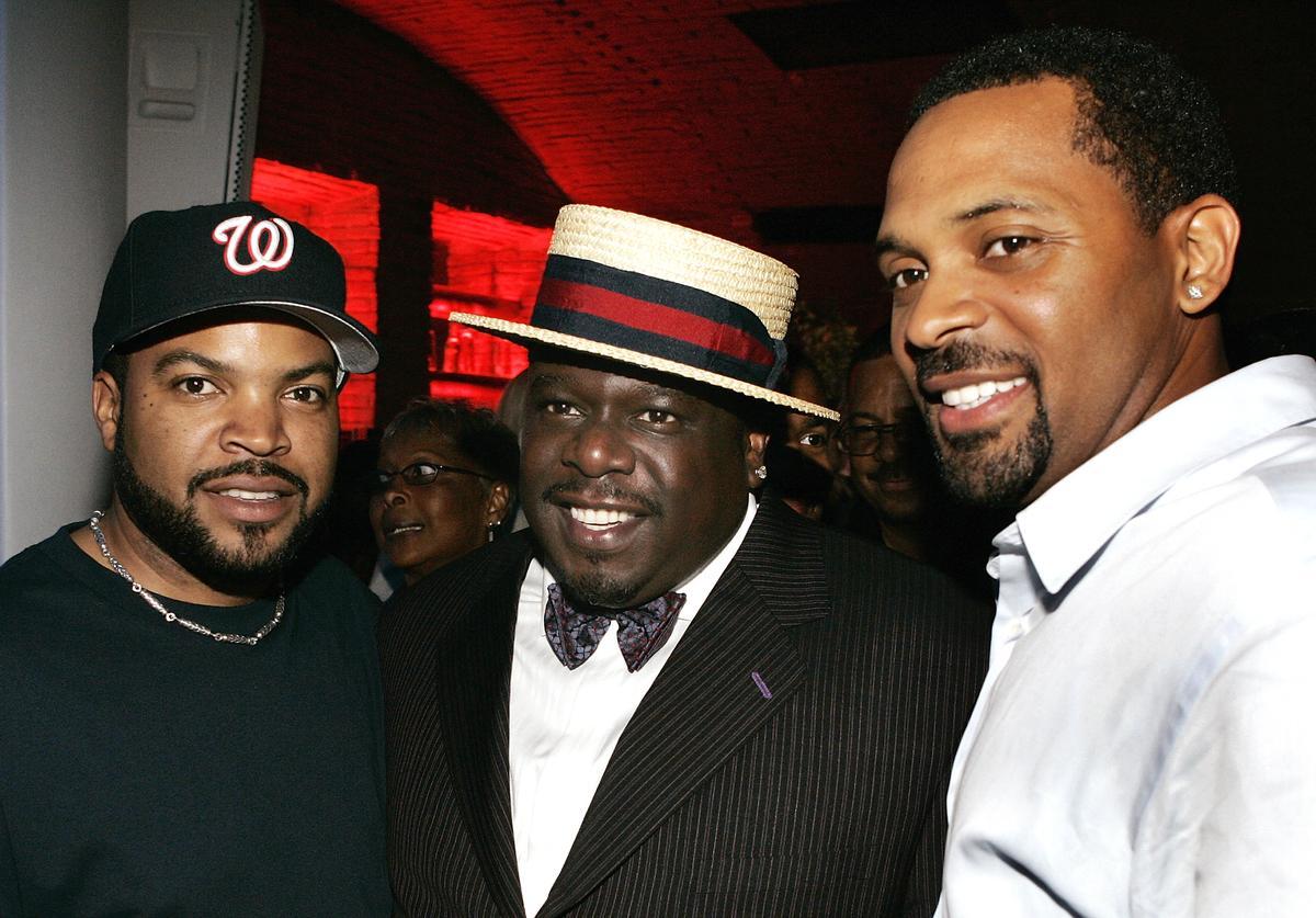 Ice Cube, Mike Wpps & Bernie Mac