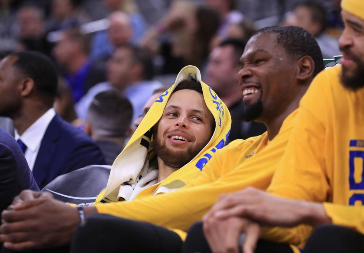 Curry x KD