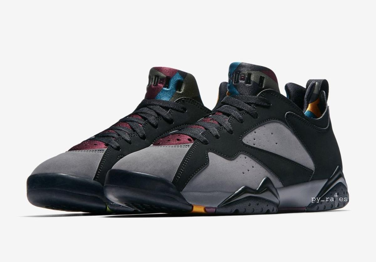 Bordeaux Air Jordan 7 Low