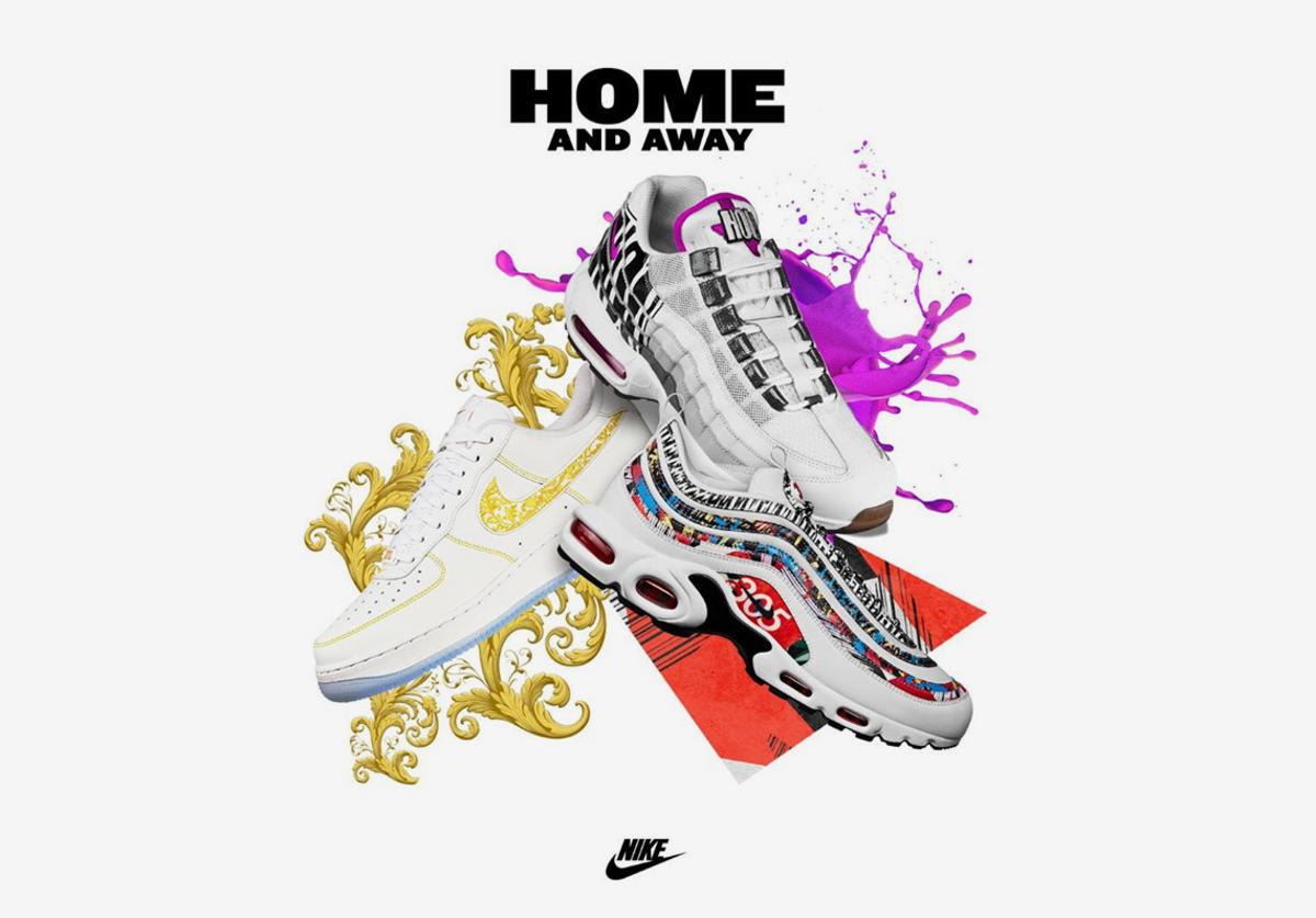 Home & Away Pack