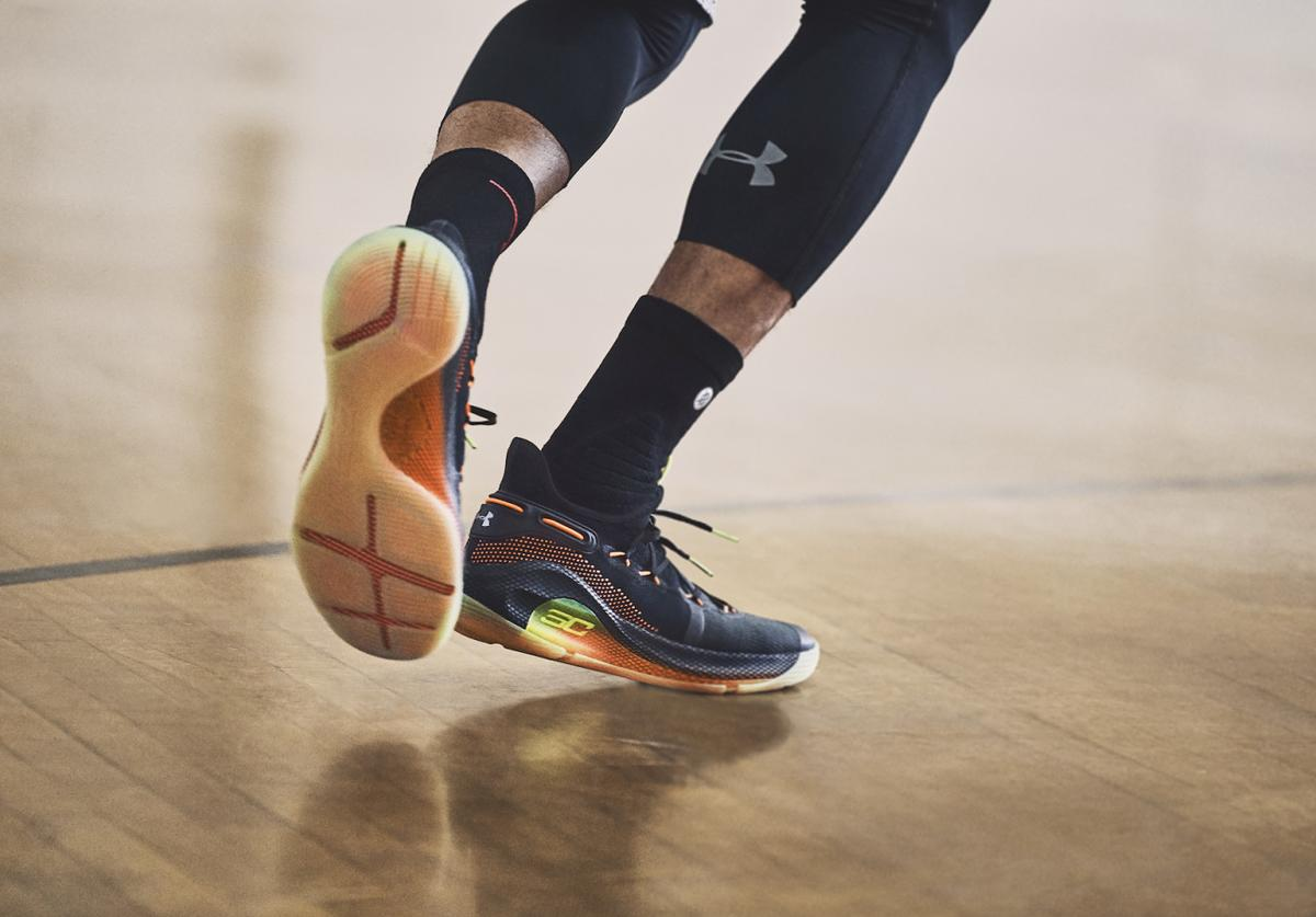 Curry 6 Fox Theater