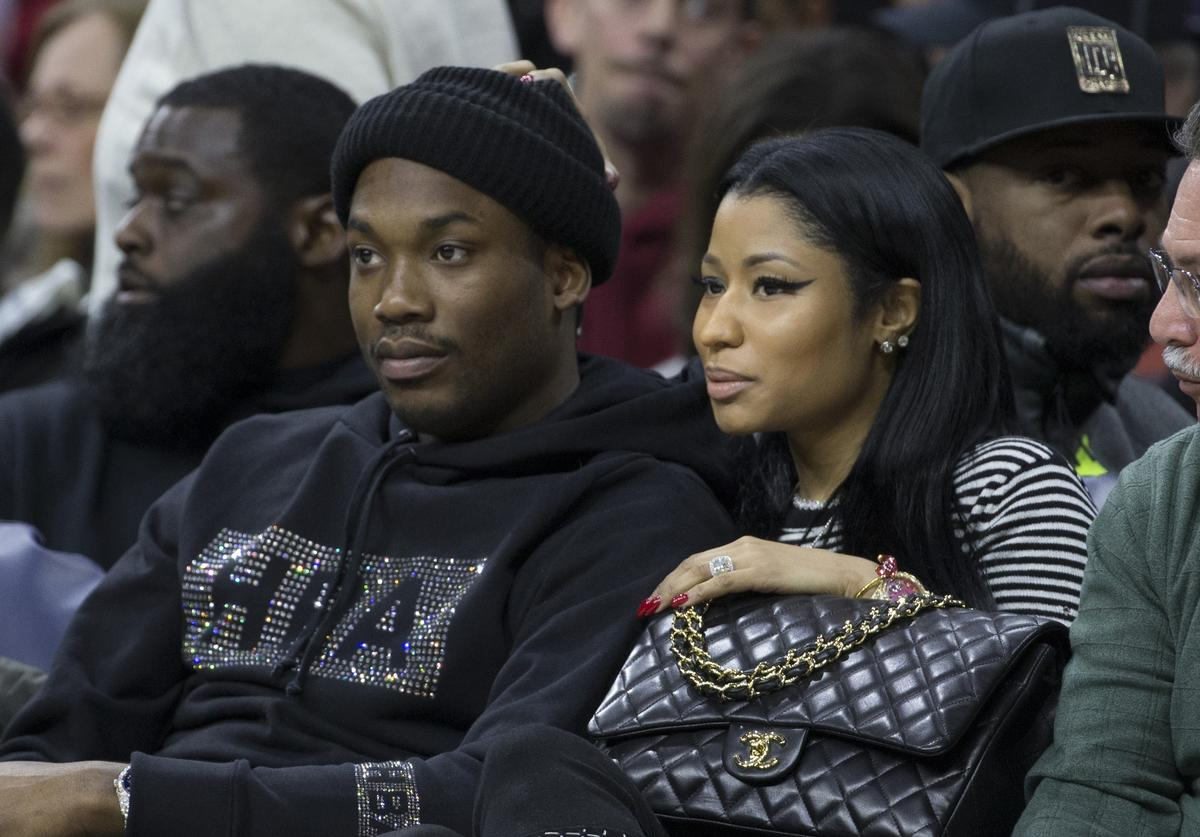 Meek Mill x Nicki Minaj