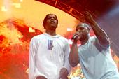 A$AP Rocky Clowned By ScHoolboy Q For Calvin Klein Ad
