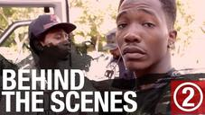 """Dizzy Wright at Rock The Bells """"Golden Age Tour Episode 2"""""""