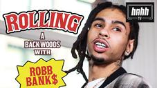 "Robb Bank$ Recalls Dipping A Joint In Lean On ""How To Roll"""