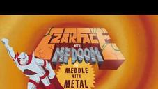 """Czarface & MF DOOM Fight Bad Guys In Animated """"Meddle With Metal"""" Video"""