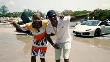 """Jim Jones & Eric Bellinger Hit Up The Miami Beach & Waters In New Video For """"Living My Best Life"""""""