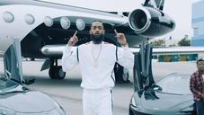 """Nipsey Hussle Recruits Roddy Ricch & Hit-Boy For """"Racks In The Middle"""" Video"""