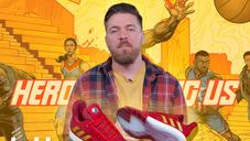 """Sneaker Review: Marvel x Adidas Basketball """"Heroes Among Us"""" Pack"""