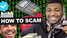 """Guapdad 4000 Talks Finessing Drake, Textbook Manipulation & More On """"How To Scam"""""""