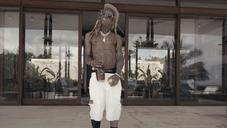 "Lil Wayne Enjoys Alone Time In Spacious Mansion In ""Something Different"" Visual"