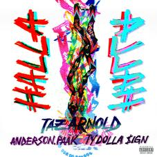 "Taz Arnold Taps Anderson .Paak & Ty Dolla $ign For Electric Single ""Halla"""