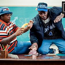 """300lbs Of Guwop Give In To Distraction In The """"P**sy Class"""" Video"""
