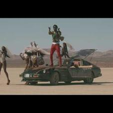 """SAINt JHN Goes Riding Through The Desert In """"Lust"""" Video With Janelle Kroll"""