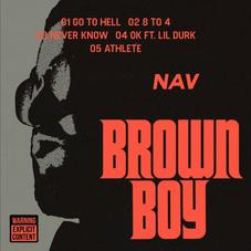 "Nav Releases ""Brown Boy EP"" With Minimal Features"