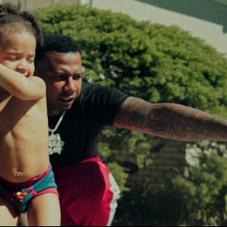 """Moneybagg Yo Bonds With His Son In """"Cold Shoulder"""" Video"""