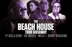 """Ticket Giveaway: See Joe Moses & Ty Dolla $ign On """"The Beach House"""" Tour"""