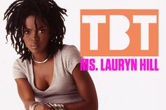 #TBT: Ms. Lauryn Hill
