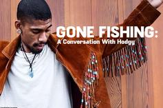 Gone Fishing: A Conversation With Hodgy