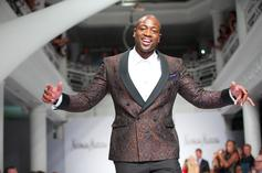Dwyane Wade Clowned On Twitter For Absurd New Years Outfit